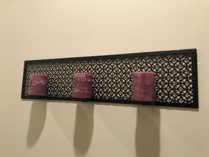 Candle holder for wall for Sale in Nashville, TN