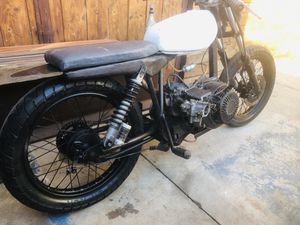 1974 Kawasaki 185 -custom for Sale in Glendale, CA
