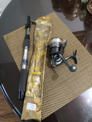 Adjustable Fishing Rod & Reel for Sale in Sterling, VA