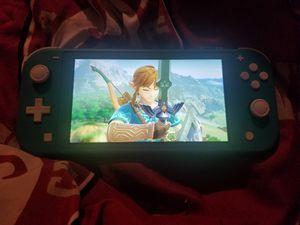 Nintendo switch lite for Sale in Rienzi, MS