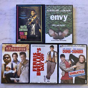 5 Classic Comedy DVD's for Sale in Lincoln Park, MI
