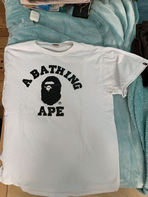 men's bape shirt medium for Sale in Burbank, CA