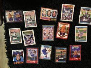 Topps , Donruss, Nolan Ryan Collectable Baseball Cards for Sale in Cape Coral, FL
