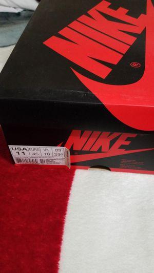 Nike Air Jordan 1 Retro size 11 for Sale in Avondale, AZ