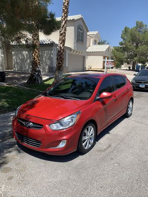 2012 Hyundai Accent hatchback for Sale in Las Vegas, NV