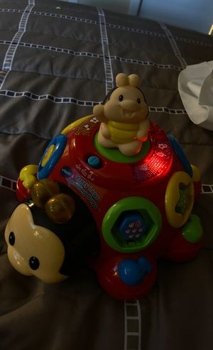 Baby Toy vtech learning bug for Sale in Arlington, TX