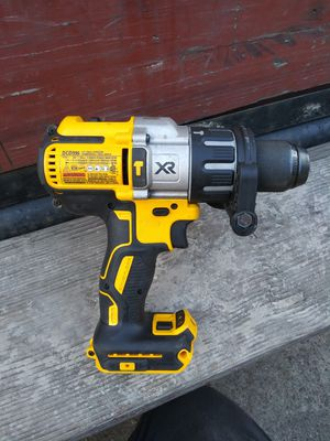 Dewalt hammer drill for Sale in OLD RVR-WNFRE, TX