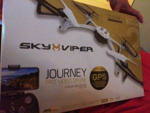 Sky Viper Journey Pro Video Drone for Sale in Cleveland, OH