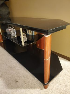 Entertainment TV stand. Mint for Sale in Lombard, IL