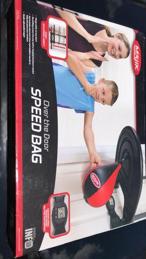 Speed Bag Punching Bag for Sale in Davie, FL