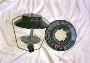 Coleman Propane Lantern NEEDS GLASS for Sale in San Bernardino, CA