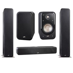 Polk signature Hi-Fi 5.1 sound system + Pioneer Elite LX101 Receiver for Sale in San Jose, CA