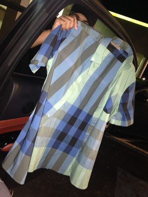 Burberry Shirts for Sale in Tampa, FL