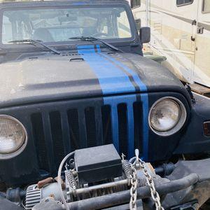 2000 Jeep Wrangler for Sale in Poway, CA