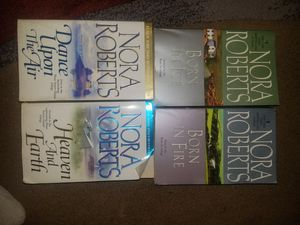 Nora Roberts Collection Books for Sale in Gulfport, MS