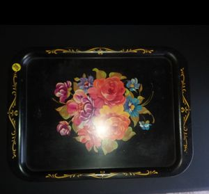 Vintage tray for Sale in Parma Heights, OH