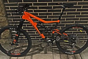 2018 CANNONDALE TRIGGER 3 - CARBON, Full Suspension Mountain Bike, Large for Sale in Cleveland, OH