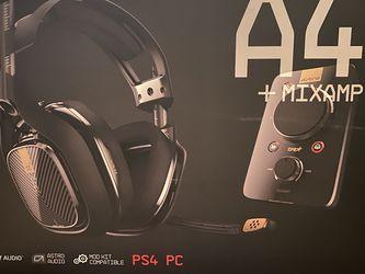 Astro A40 PS4 for Sale in Montebello,  CA