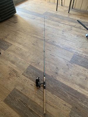Okuma rox fishing rod and reel combo for Sale in Portland, OR