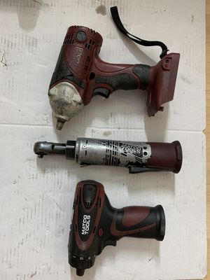 Matco tools ratchet screwdriver and impact wrench for Sale in Spring Hill, FL