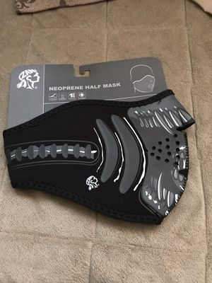 Half face mask for Sale in Los Angeles, CA