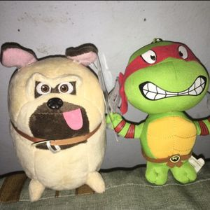 Kids Plush Pets & Ninja Turtle for Sale in Los Angeles, CA