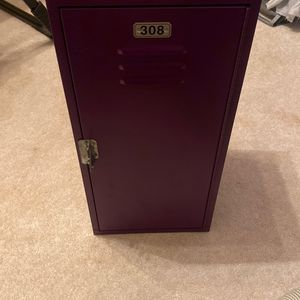 American Girl Of Today Purple Locker for Sale in St. Charles, IL