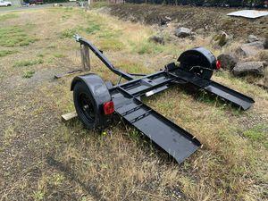 Car Dolly, 89' Car-Tote Custom Built for Sale in Wilsonville, OR