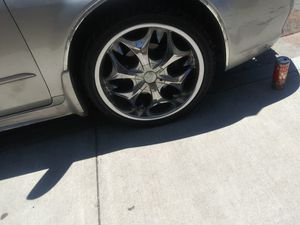 20inch rims for Sale in Pittsburg, CA