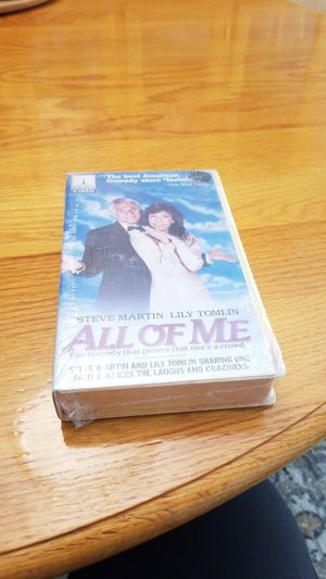 ALL OF ME VHS tape for Sale in Washington, PA