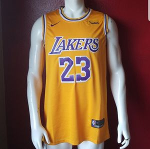 STITCHED LAKERS BASKETBALL JERSEY for Sale in Oceanside, CA