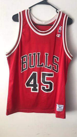 Michael Jordan Bulls Jersey 44 for Sale in Columbus, OH