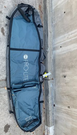 ProLite Wheeled Coffin Surfboard Bag for Sale in Los Angeles, CA