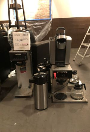 Coffee maker, pots, keurig, hot water dispenser, thermos for Sale in Seattle, WA