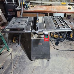 Table Saw And Router Table Combo for Sale in Pittsburgh,  PA