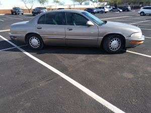 Clean title 2001 Buick park avenue. With Emissions similar to Camry Corolla Civic Accord Sentra Altima Impala Malibu for Sale in Phoenix, AZ