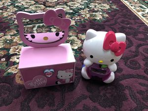 Hello kitty set for Sale in Dearborn Heights, MI