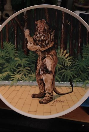 If I Were King plate from 1979 Wizard of Oz for Sale in Richmond, VA