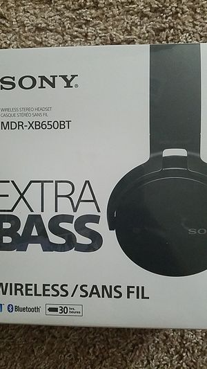 Sony Headphones brand new!! for Sale in Tampa, FL
