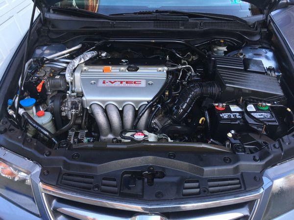 2006 Acura TSX Navi
