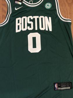 Jayson Tatum Boston Celtics Men's Green Jersey SMALL MEDIUM LARGE XLARGE 2XL for Sale in Lawndale,  CA