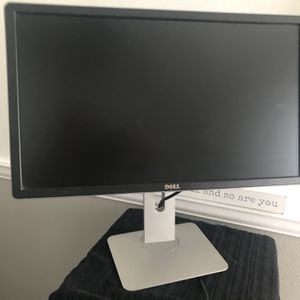 "23"" MonitorDell P2314HC LED With Telescopic Swivel for Sale in Haines City, FL"
