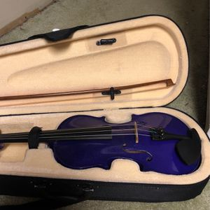 Purple Violin for Sale in Middletown, PA
