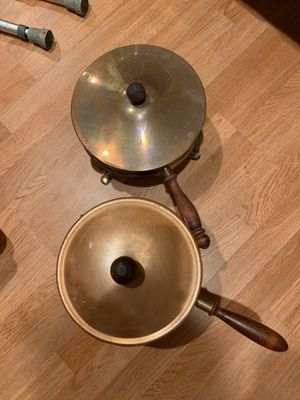 Cooking pan with fire on bottom for Sale in San Diego, CA