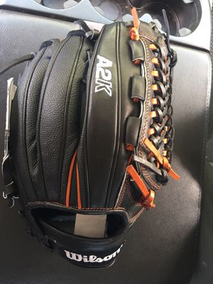 Wilson A2k 11.75 baseball glove new with tags $230 for Sale in Chino, CA
