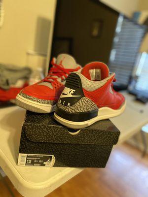 Air Jordan 3 Retro SE ! for Sale in Houston, TX