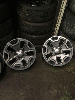 2017 Jeep Wrangler Rubicon Wheels for Sale in Smyrna, TN