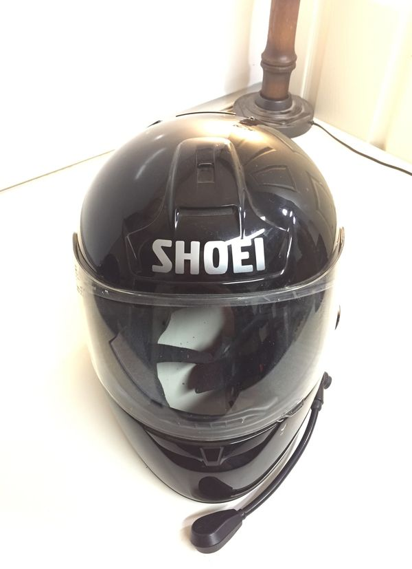 Shoei helmet XL