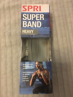 SPRI Super Band resistance band for Sale in San Diego, CA