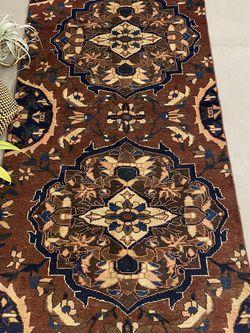 Handmade Vintage Persian Rug for Sale in Portland,  OR